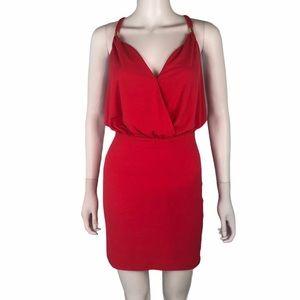 Marciano Summer mini knit dress